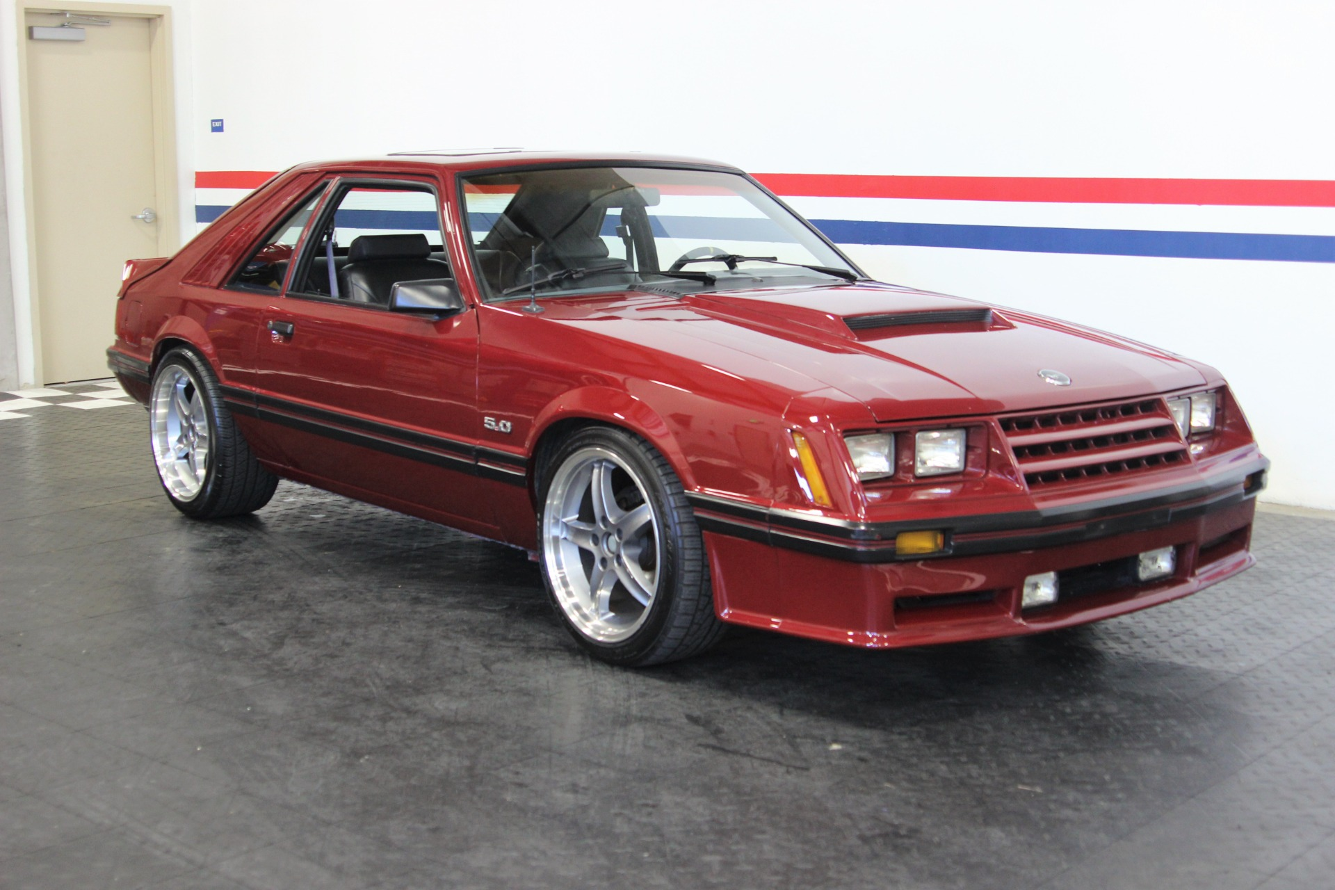 1982 Mustang Gt >> 1982 Ford Mustang GT Stock # 18065 for sale near San Ramon