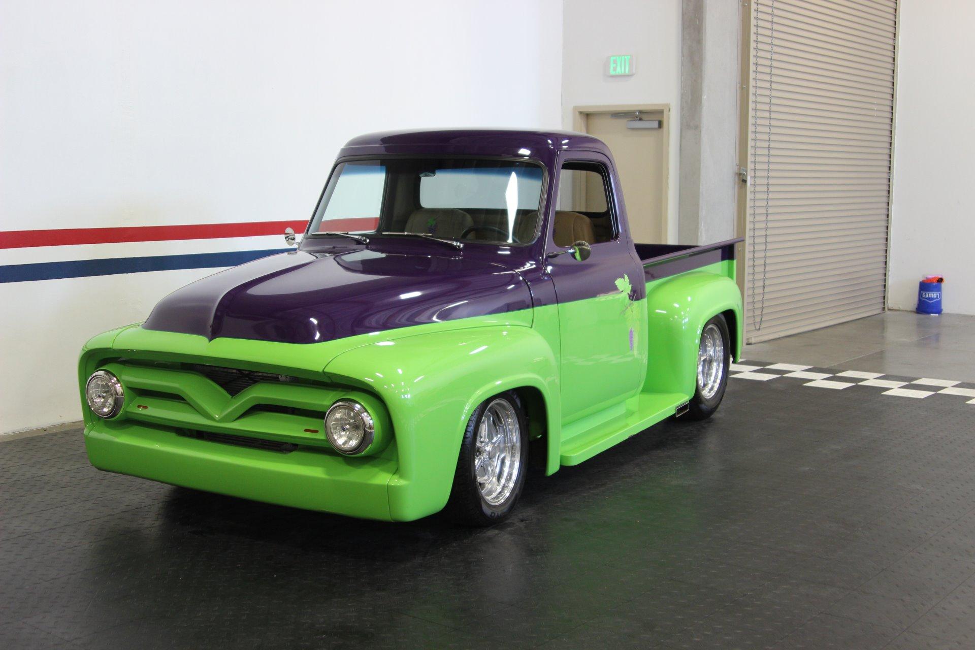 1954 Ford Pickup Stock 18068 For Sale Near San Ramon Ca F100 Custom Used