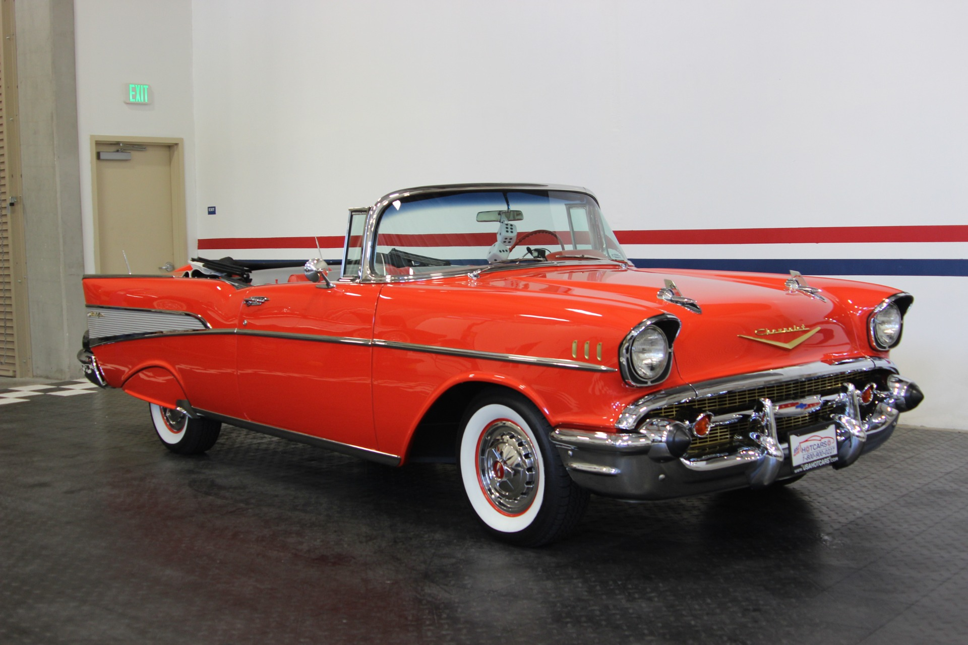 1957 Chevrolet Bel Air Stock 18072 For Sale Near San Ramon Ca Chevy Bellaire Convertible Used