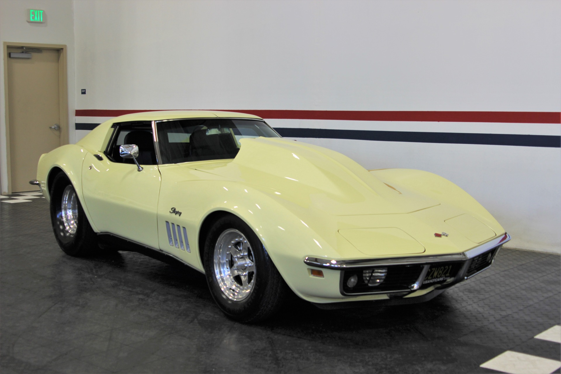 Used-1969-Chevrolet-Corvette-Stingray