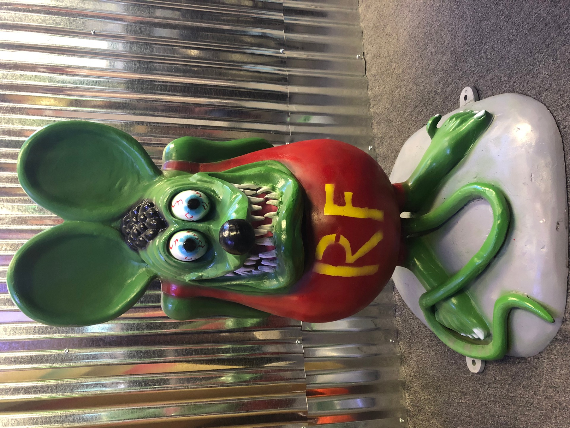 Used 2018 Rat Fink Statue  | San Ramon, CA