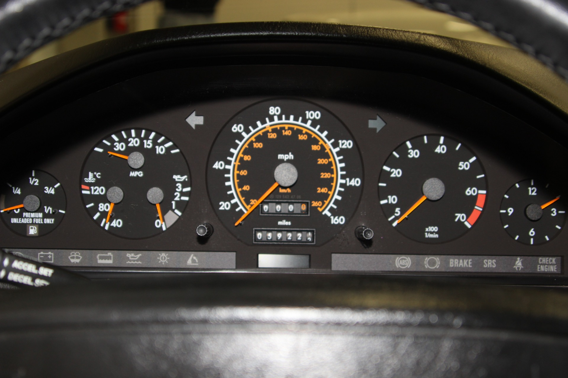 Used-1990-Mercedes-Benz-500-Class-500-SL
