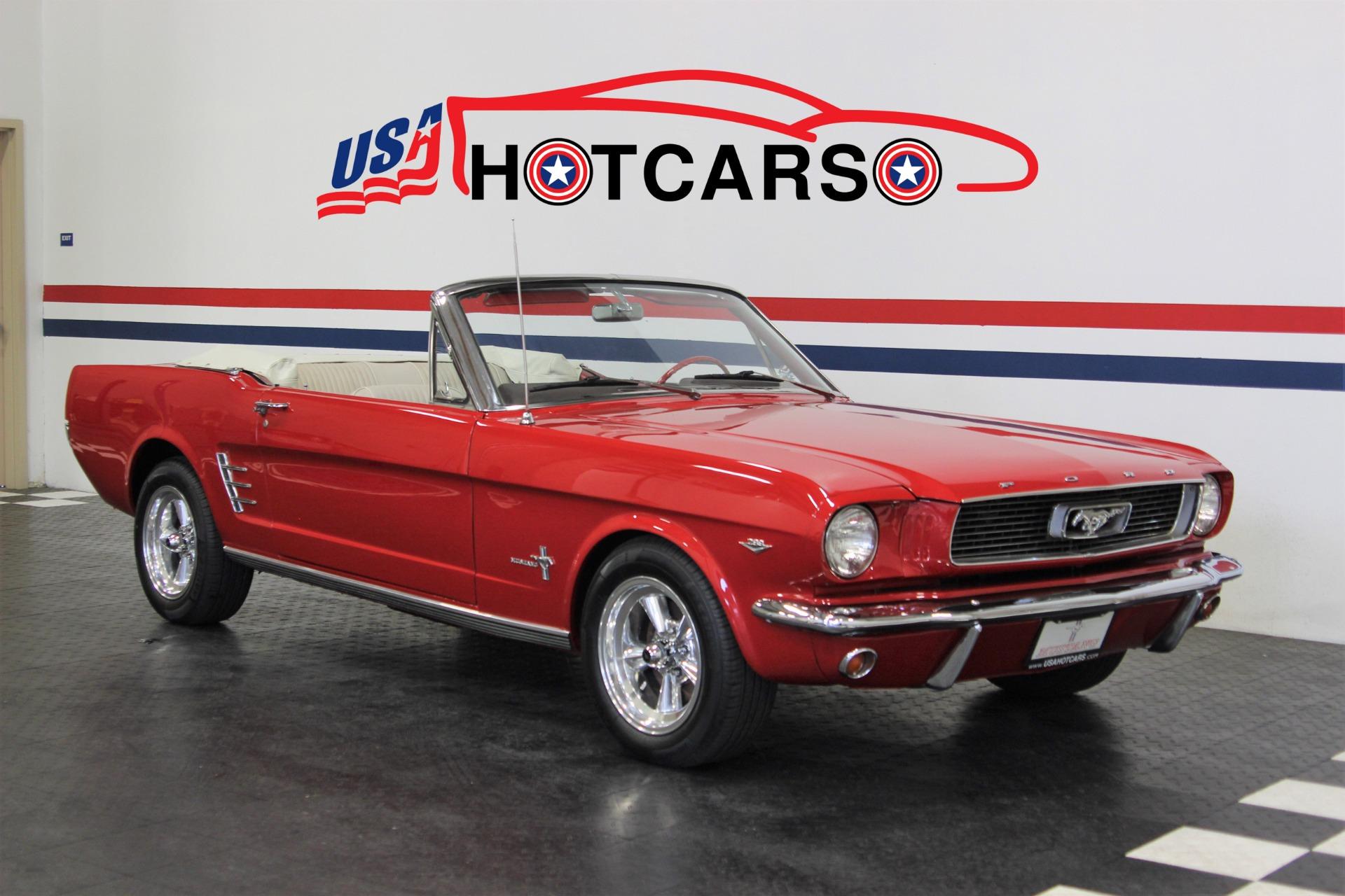 Used 1966 Ford Mustang C Code | San Ramon, CA