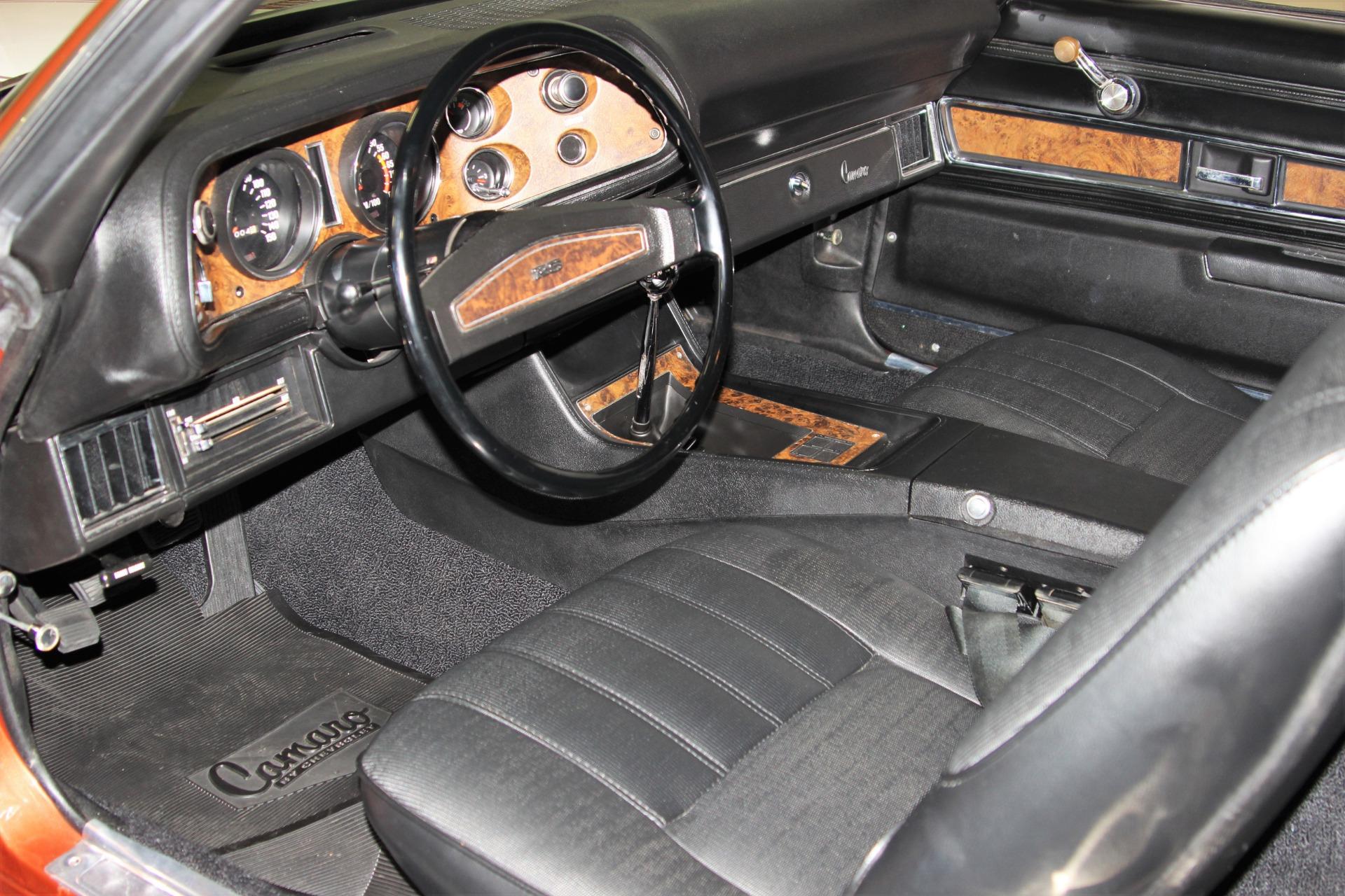 Used-1970-Chevrolet-Camaro-Z/28-Rally-Sport