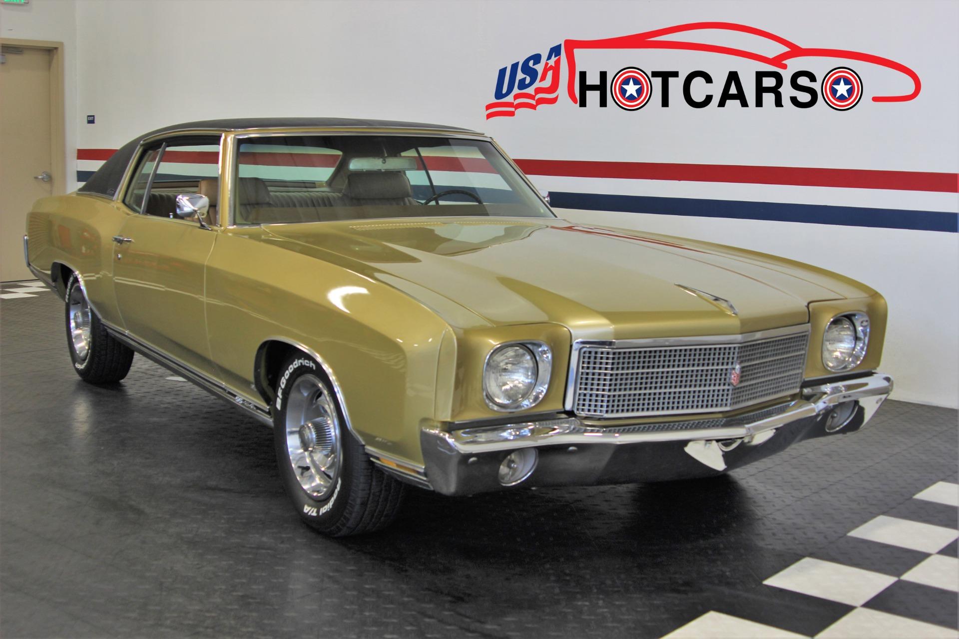 Used 1970 Chevrolet Monte Carlo Super Sport | San Ramon, CA