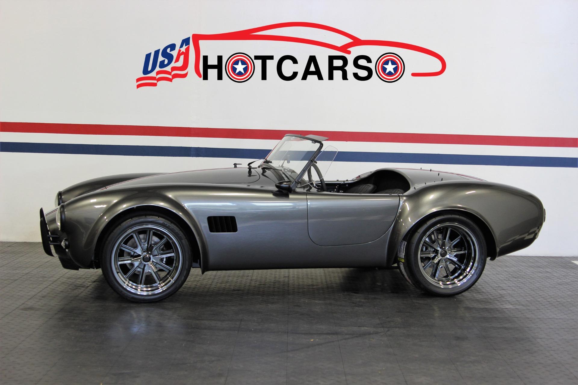 Used-1965-Superformance-Shelby-Cobra-Mark-III
