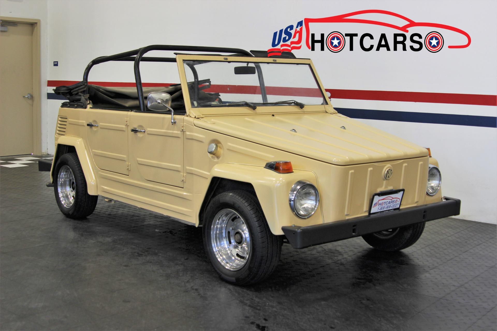 Used 1973 Volkswagen Thing  | San Ramon, CA