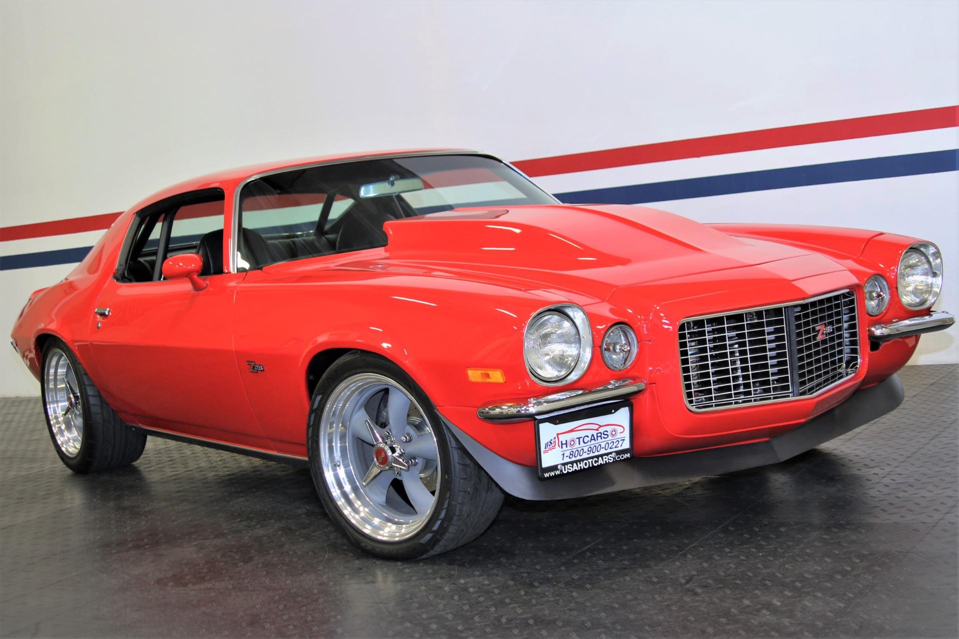 Used 1973 Chevrolet Camaro Pro Touring | San Ramon, CA
