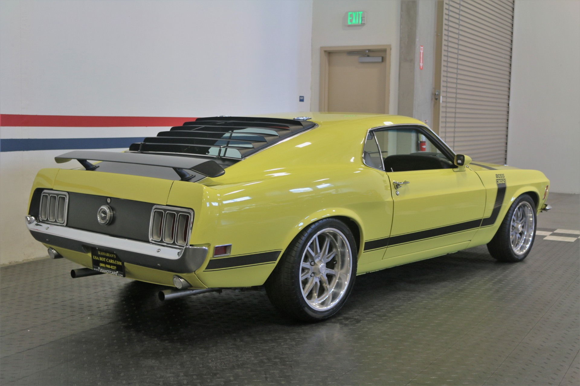 Used-1970-Ford-Mustang-Boss-302-Tribute