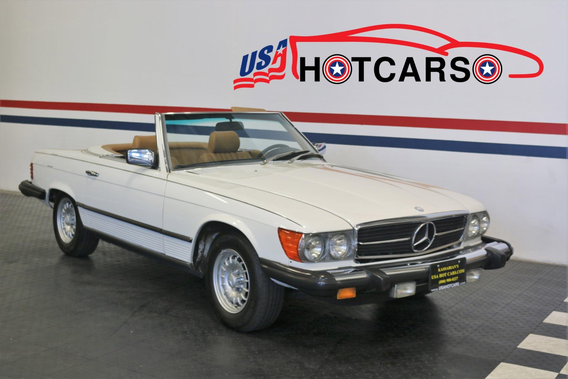 Used 1980 Mercedes Benz 450 SL  | San Ramon, CA