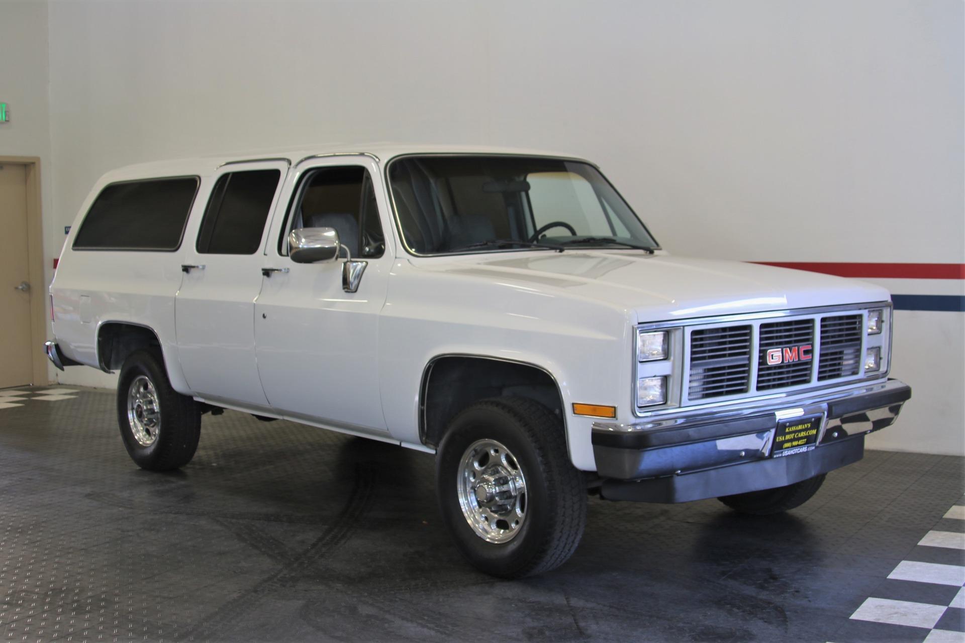 Used 1985 GMC Suburban K2500   San Ramon, CA
