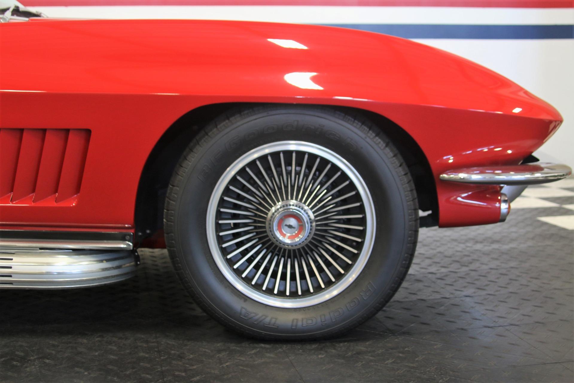 Used-1967-Chevrolet-Corvette-427/435HP