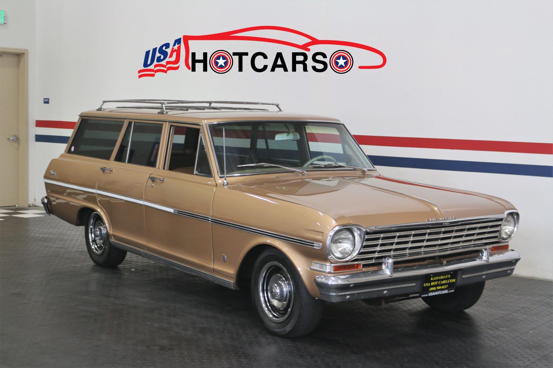 Used 1963 Chevrolet Chevy II Nova | San Ramon, CA