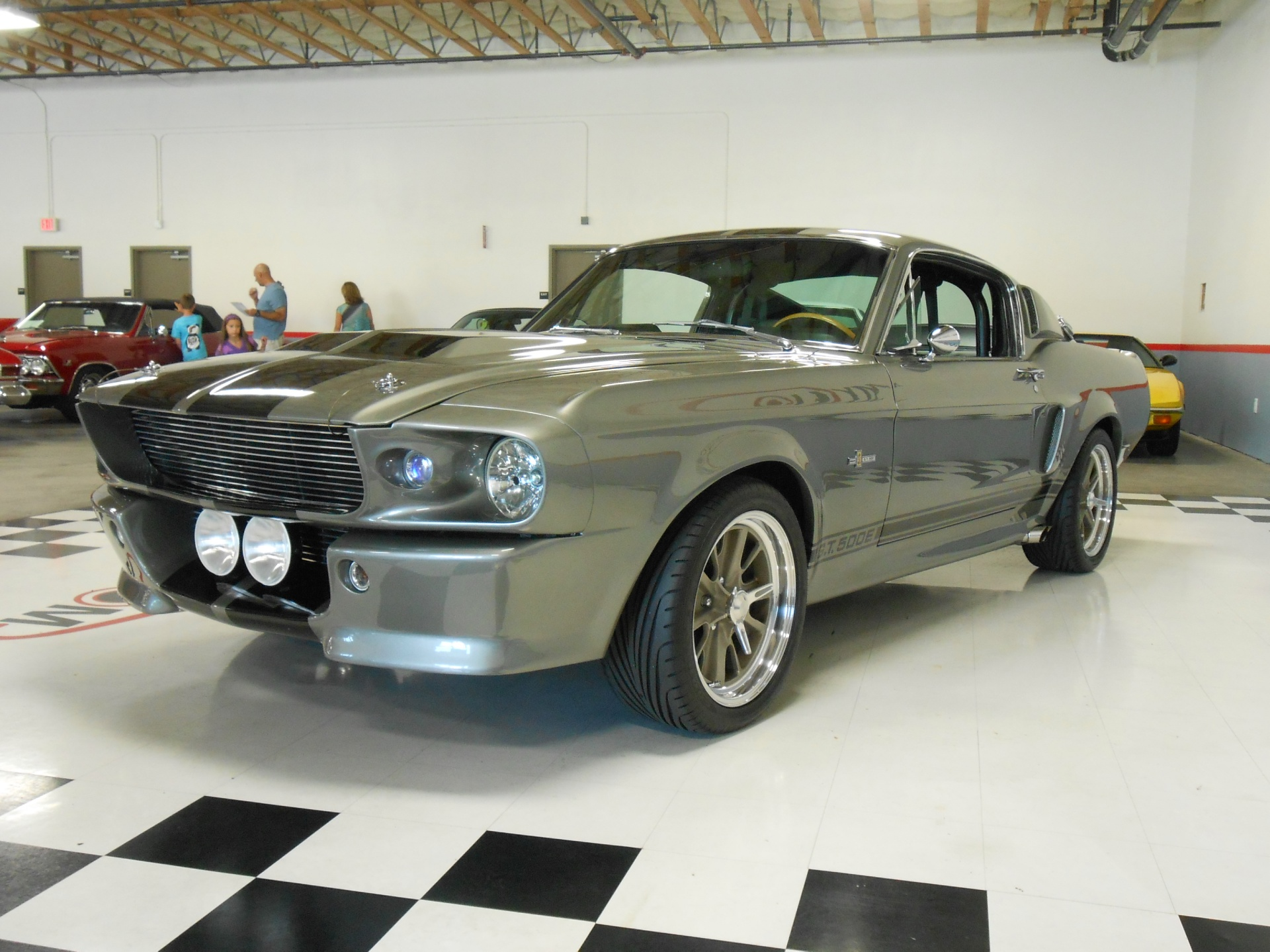 Ford Mustang Eleanor 1967 Video