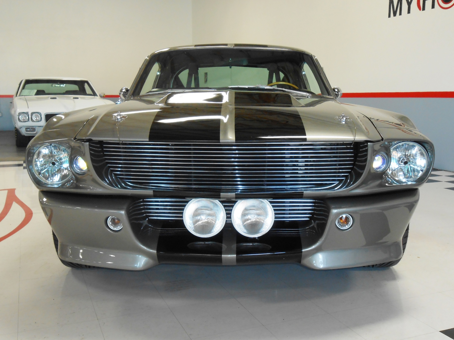 1967 Ford Mustang Eleanor GT500 Stock # 13159 for sale ...