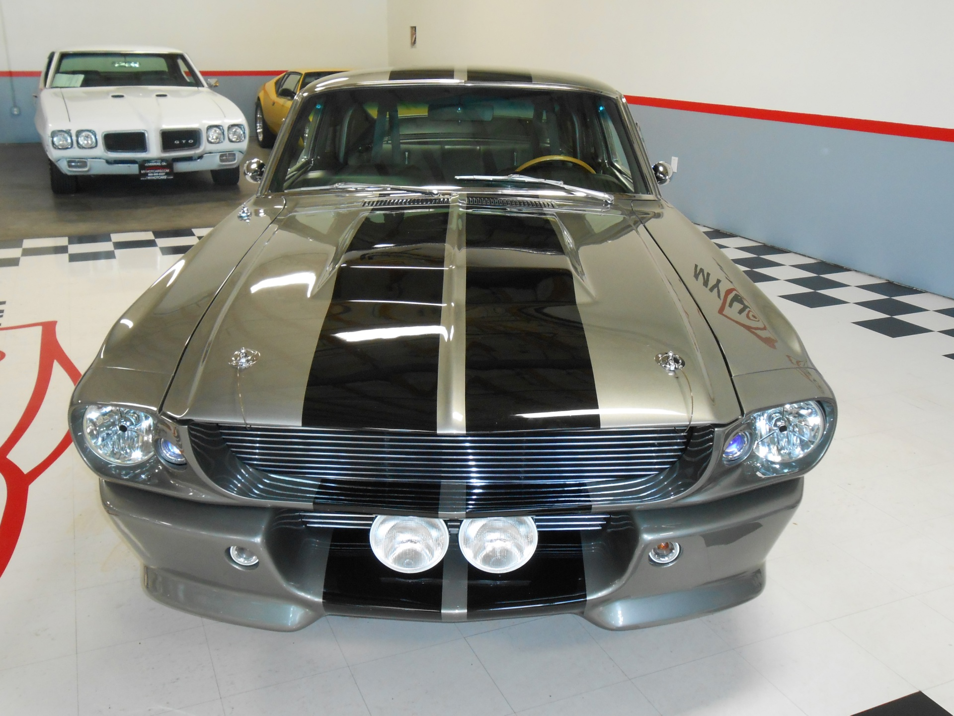 1967 Mustang Shelby Gt500 Eleanor For Sale
