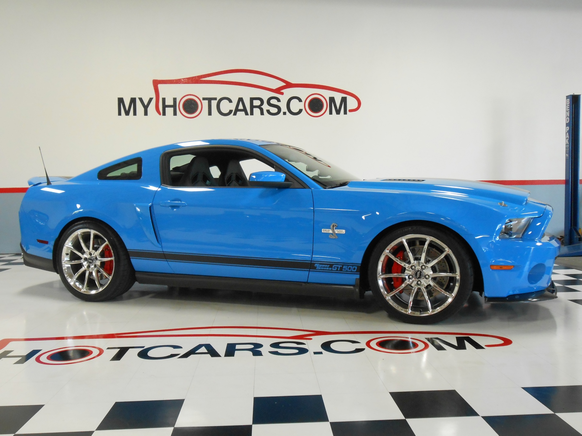 Used 2012 ford shelby gt500 super snake