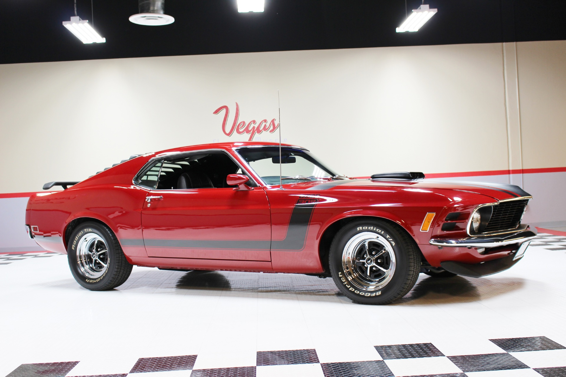 1970 Ford Mustang Fastback For Sale