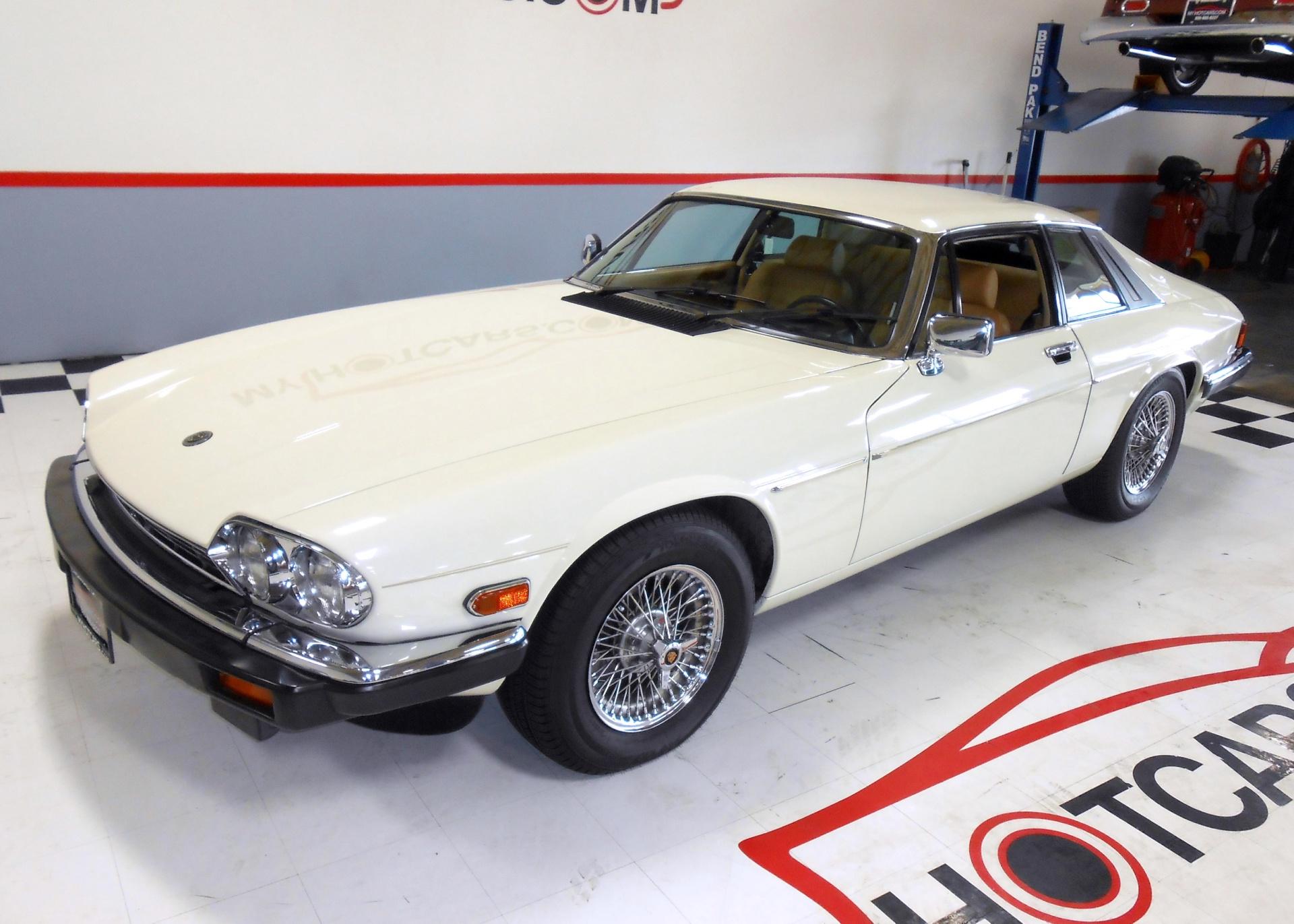 1986 Jaguar XJ-Series XJS Stock # 14023 for sale near San Ramon, CA | CA Jaguar Dealer