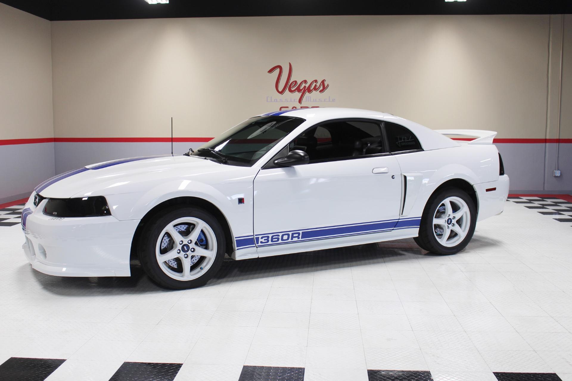 2002 Ford Mustang ROUSH 360R Stock # 14031V for sale near