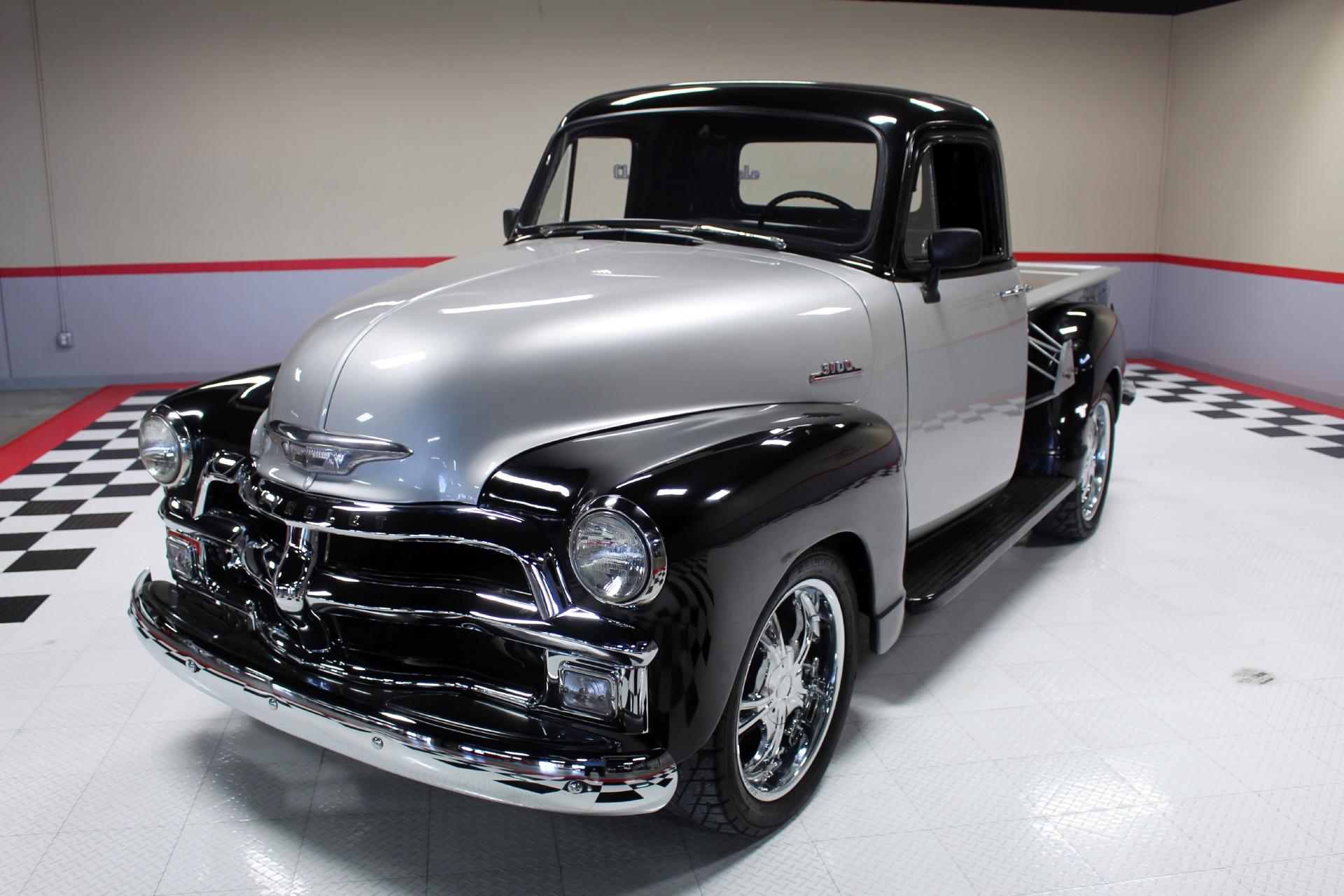 1954 Chevrolet 3100 Pickup Stock 14065v For Sale Near San Ramon Truck Used