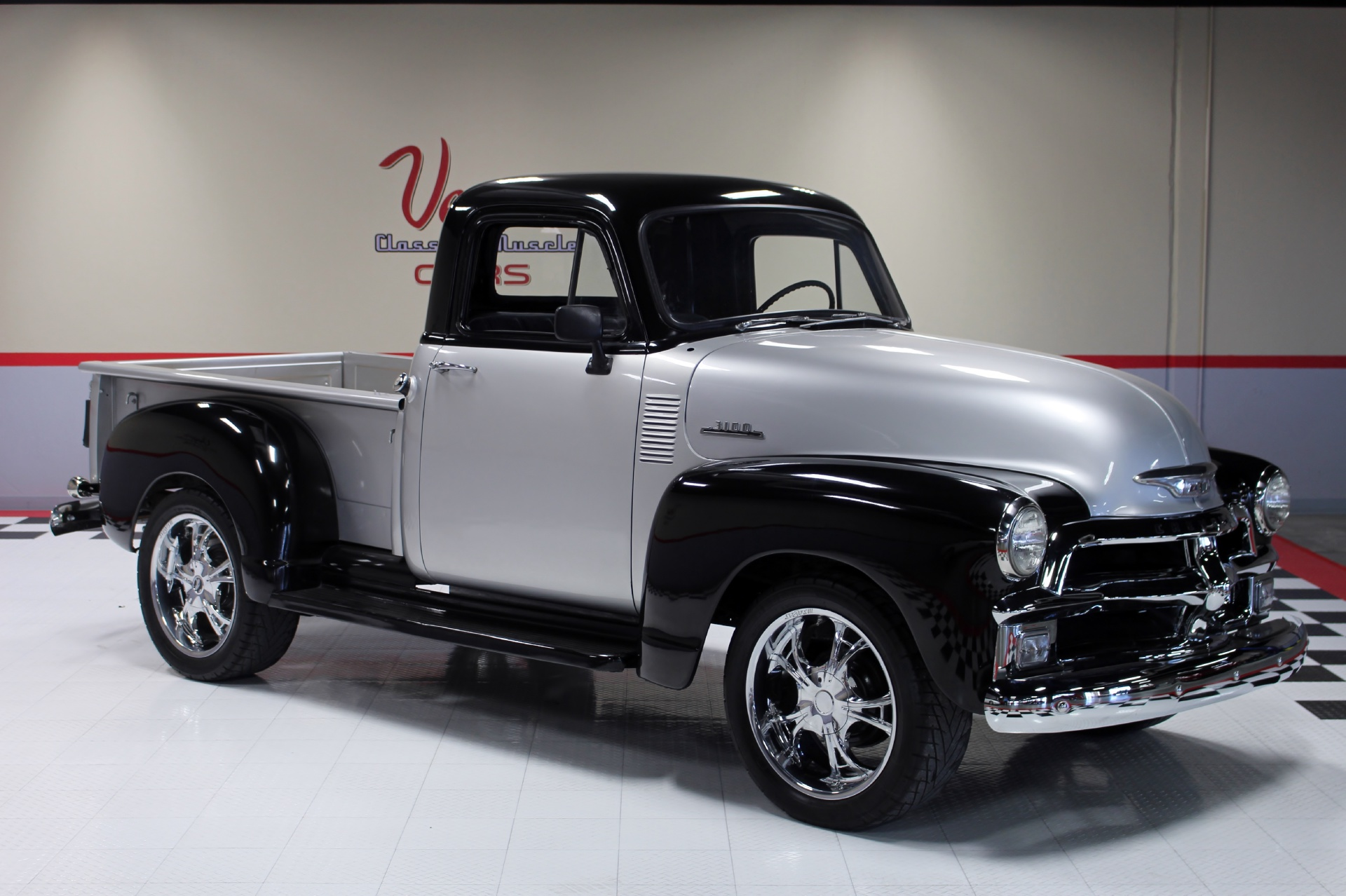 1954 Chevrolet 3100 Pickup Stock 14065v For Sale Near San Ramon Chevy Pick Up Truck Used