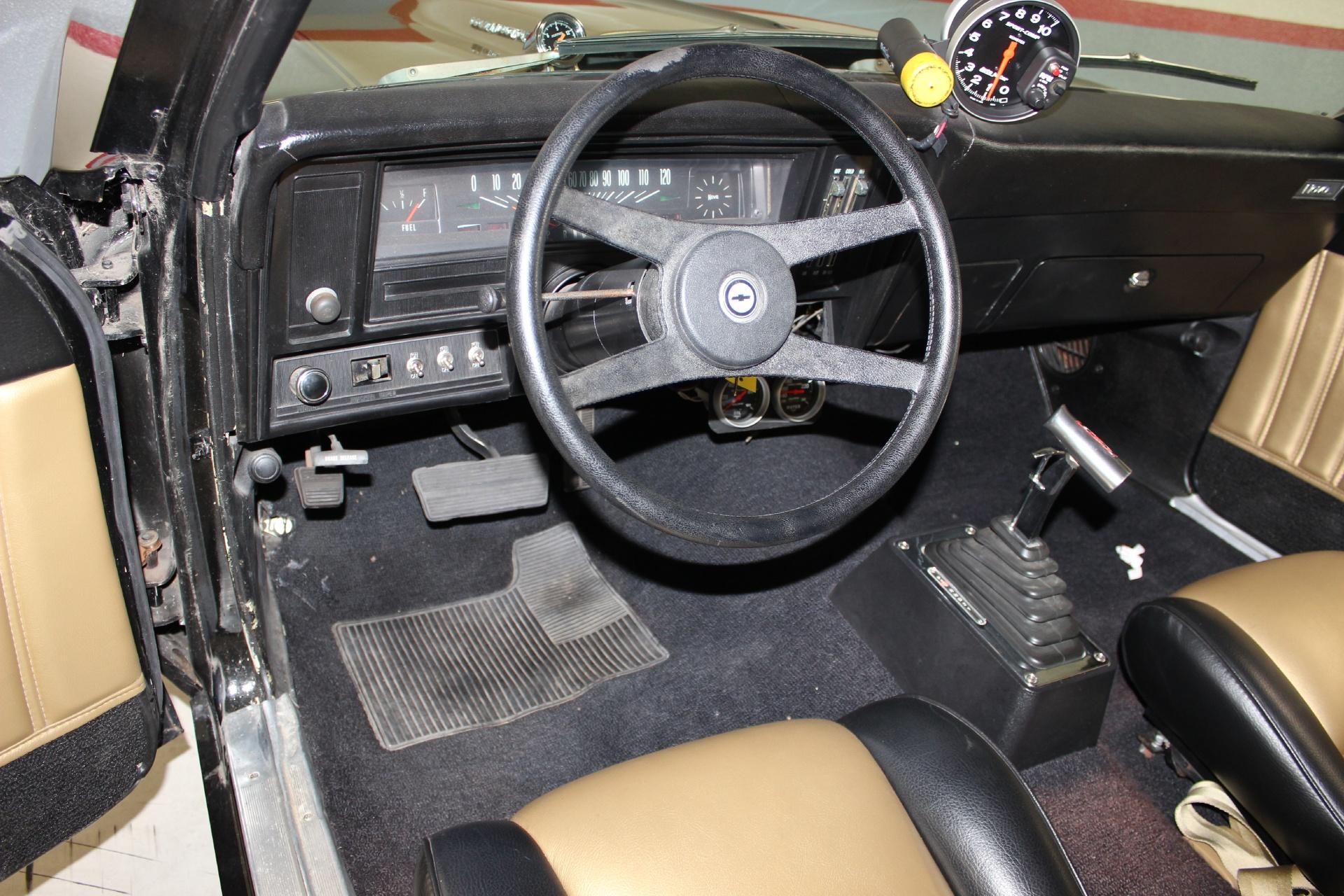 1970 Chevrolet Nova Project Car Stock # 14118 for sale near
