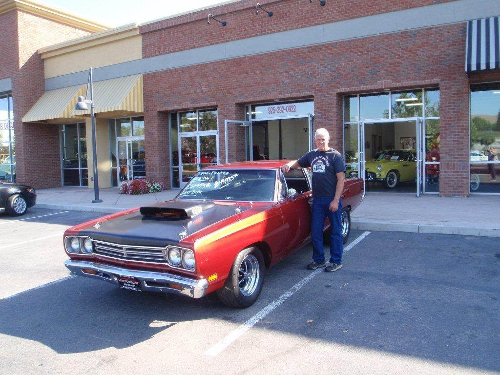 Larry McHale - 1969 Plymouth Roadrunner